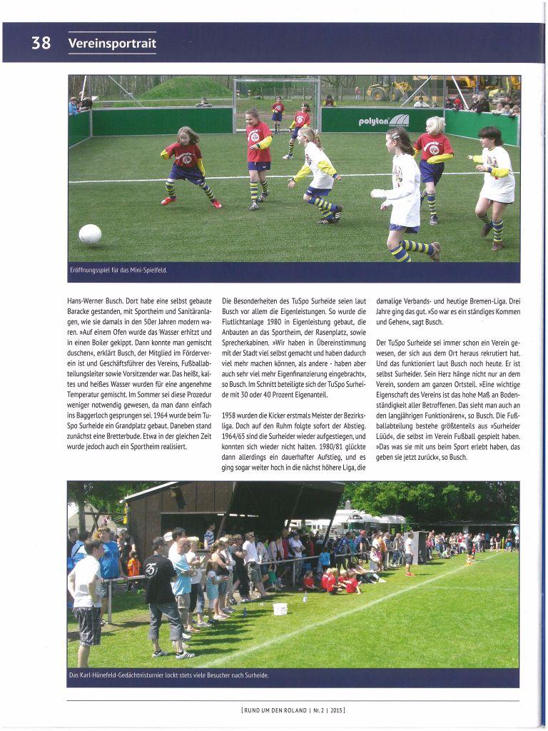 k-Fußball TuSpo Surheide